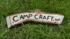 Camp Craft 2018 @ Tablers Wood Campsite | England | United Kingdom