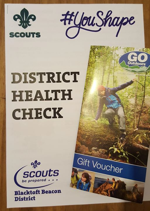 Congratulations to 1st Snaith Scout Group - Rawcliffe Bridge Scouts who have won...