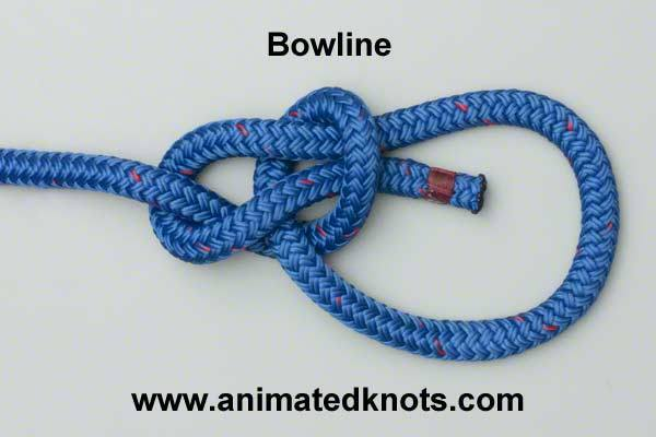 Getting your self in a twist over knots? Try this fantastic step by step knot gu...