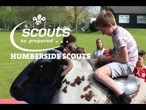 Humberside County Scout Camp 2017 Saturday Activities