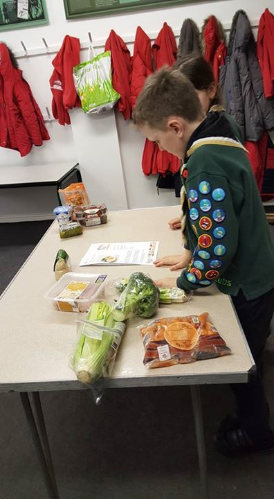 I think we have some budding MasterChef contestants at Hessle Cherokee Cubs! It ...