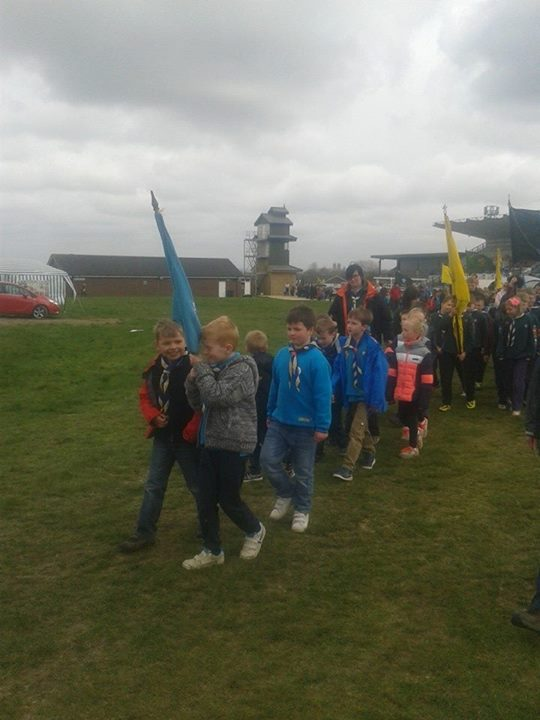 Photos from 1st Snaith Scout Group's postA few pics of Beverley St Georges day p...