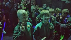 Photos from 1st Snaith Scout Group's postRawcliffe Bridge Cubs are having a grea...