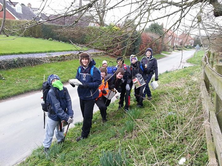 Photos from Ferriby & Swanland Scout Group's postSome of our older scouts went o...
