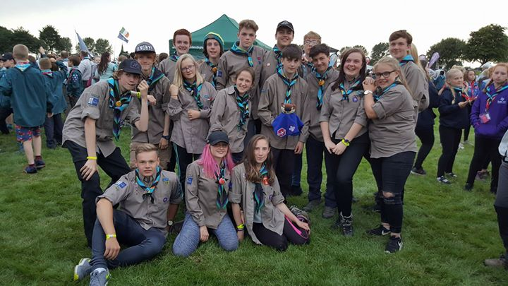 The opening ceremony has finished and  #Poacher2017 is officially open!  #iscout