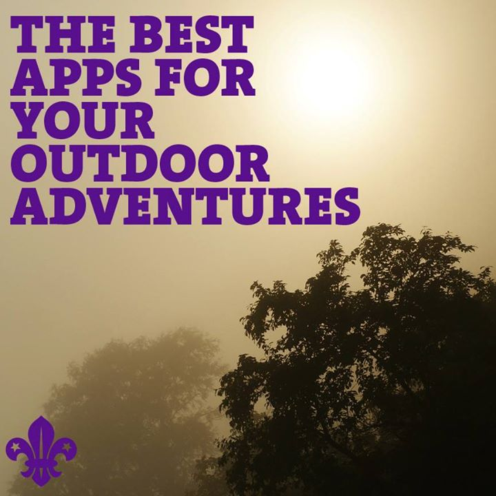 We've come up with a list of the apps we reckon will help you and your Scouts ha...