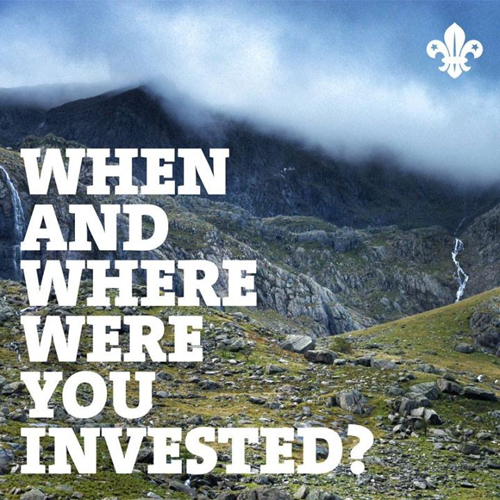 When and where were you invested?