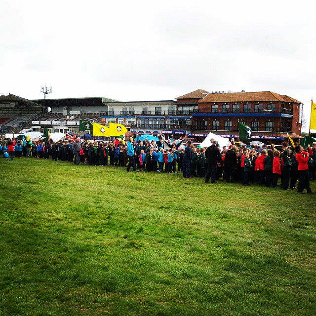 #iscout  #stgeorgesday  #parade