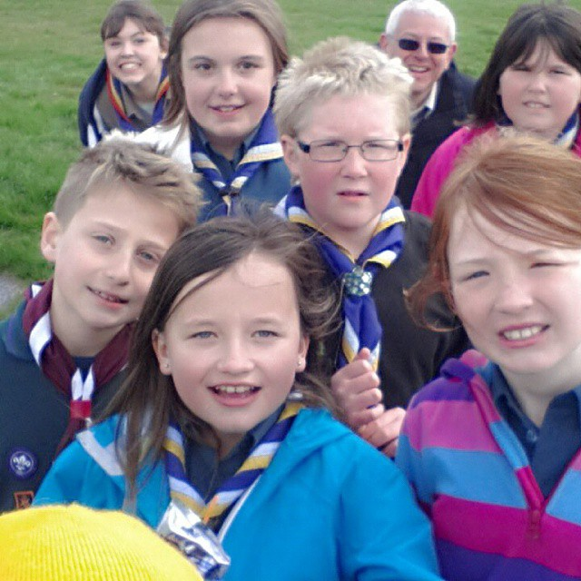 #selfie  #iscout