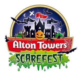 Alton Towers - Scarefest @ Alton Towers